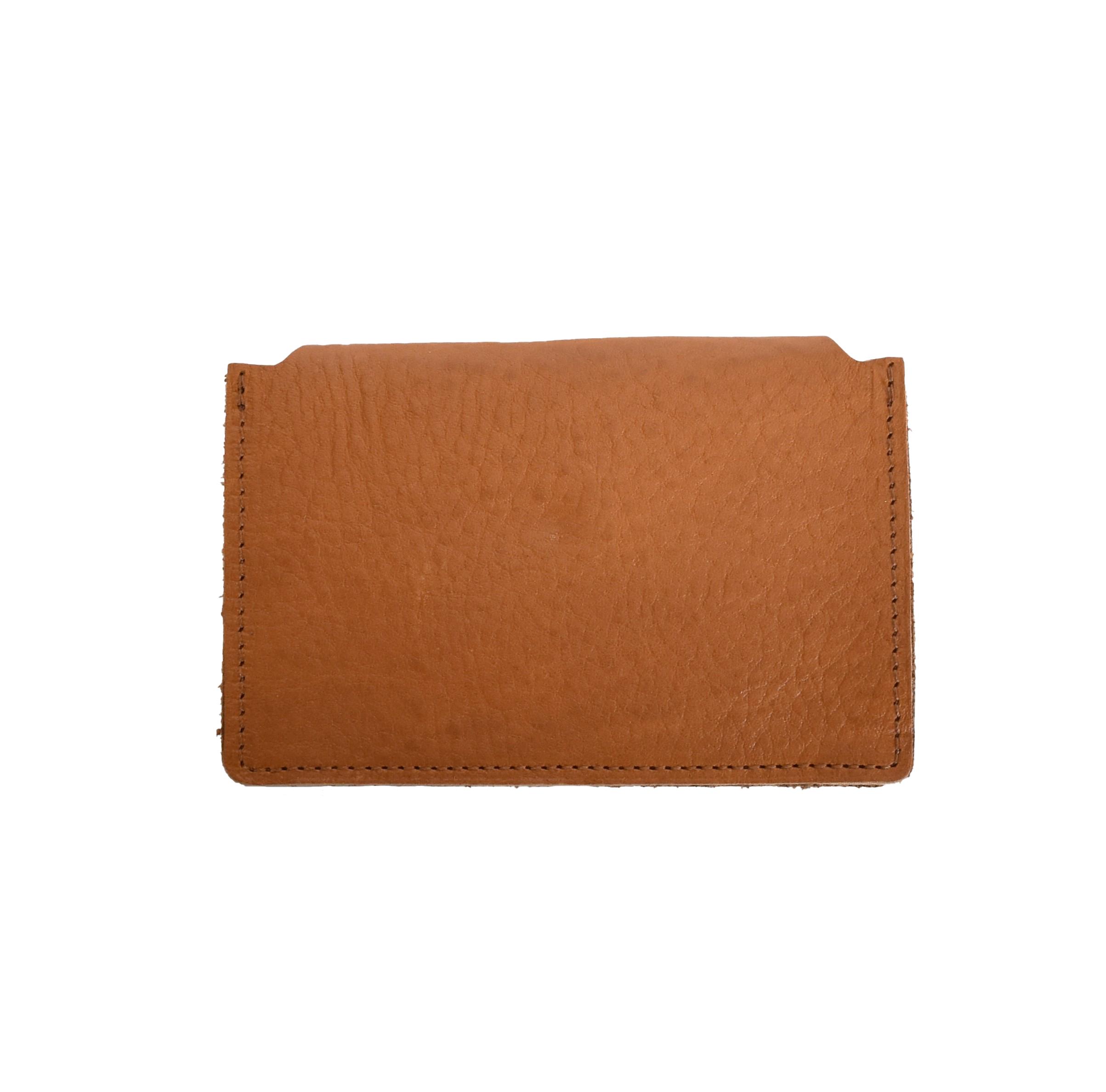 Porte carte caramel 2
